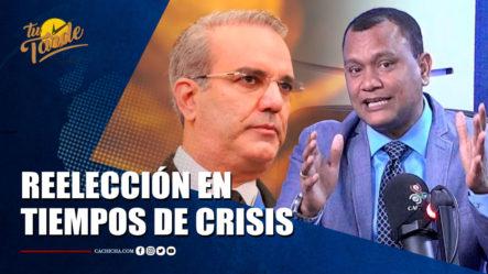 Manuel Rojas- La Reelección En Tiempos De Crisis   Tu Tarde By Cachicha