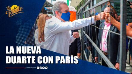 """Pedro Acosta Felicita Por La Iniciativa De La Nueva """"Duarte Con París""""   Tu Tarde By Cachicha"""