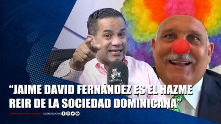 Emilio López Dice Que Jaime David Es Un Payaso De Las Redes Sociales | Tu Tarde By Cachicha