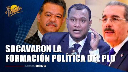 Los Conflictos Entre Danilo & Leonel Socavaron La Formación Política Del PLD | Tu Tarde By Cachicha