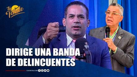 Emilio López Dice Que Manuel Jiménez Dirige Una Banda De Delincuentes | Tu Tarde By Cachicha