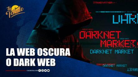 Juan José Vegas Explica ¿Qué Es La Dark Web? | Tu Tarde By Cachicha
