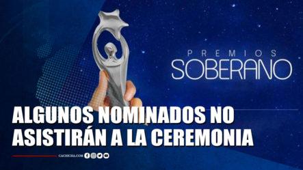 Premios Soberano Deja Fuera A Algunos Artistas   Tu Tarde By Cachicha