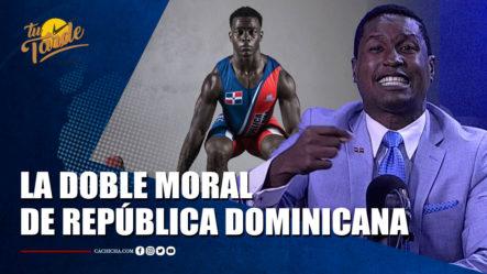 La Doble Moral Existente En República Dominicana | Tu Tarde By Cachicha