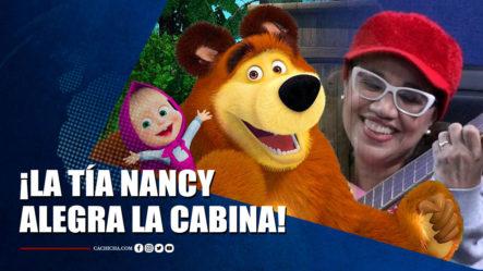 La Mejor Entrevista De La Tía Nancy En   Tu Tarde By Cachicha