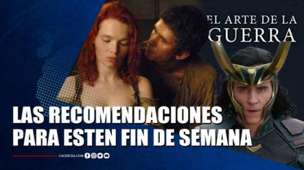 Recomendaciones Para Este Fin De Semana Con Madelin Peña   Tu Tarde By Cachicha