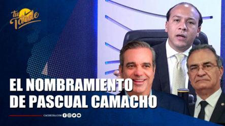 Pedro Acosta Felicita Al Presidente Por El Nombramiento De Pascual Camacho   Tu Tarde By Cachicha
