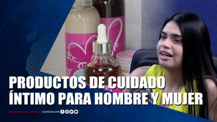Emprendedora Nuncia Bordonaro Y Sus Productos De Cuidado Íntimo   Tu Tarde By Cachicha