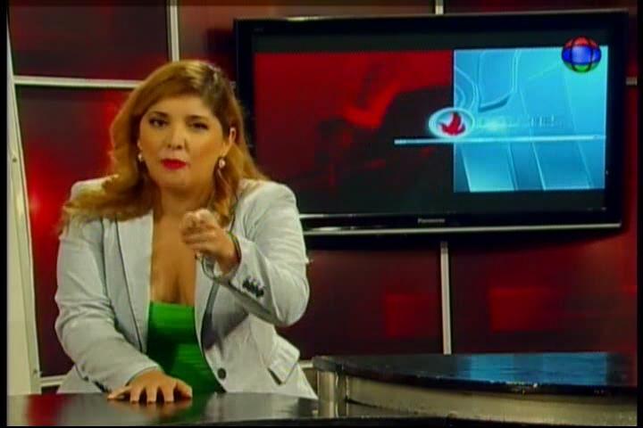 Leila Mejía Arremete Contra El Director De AMET Y Lo Reta A Que Se Atreva A Llevarse Su Carro #Video