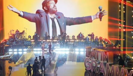 Homenaje A Juan Luis Guerra, Julio Iglesias Y Roberto Carlos En Los Latin Grammy 2020