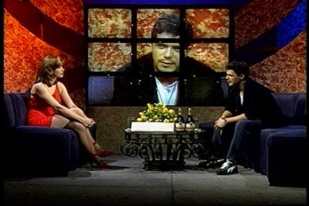 TBT Entrevista Con Alejandro Sanz En Esta Noche Mariasela