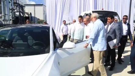 CEPM Instalará Alrededor De 500 Cargadores Eléctricos De Alta Velocidad Y Promoverá Que El Transporte Turístico Sea Con Vehículos Eléctricos