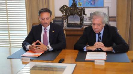 OEA Felicita Al Gobierno Dominicano Y A La PGR