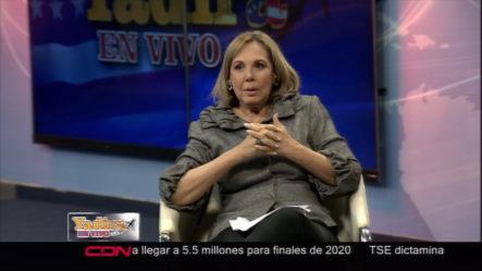 Yadira Morel Aclara Sobre El Uso De Seguros Médico Local A Los Visitantes De EE.UU.