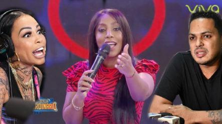 Yelida Mejia Arremete Contra Santiago Matias Y La Mami Jordan