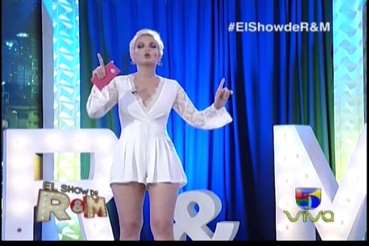 El Monólogo De  Yelitza Lora En El Show De Raymond Y Miguel