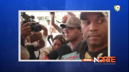 Federico Basilis: Santiago Está Ardiendo En El Aspecto Judicial