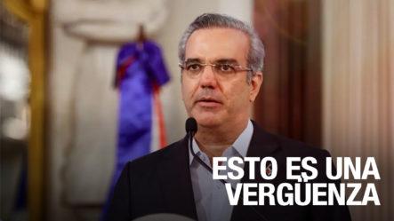 """Abinader Califica Como Una """"Vergüenza"""" Los Constantes Apagones En RD"""