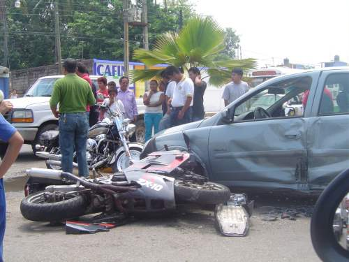 accidentes de tránsito