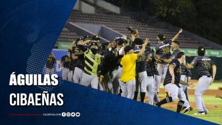 Reciben A Las Águilas Cibaeñas Tras Ganar La Serie Del Caribe
