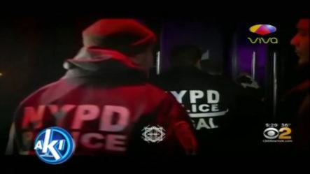 Policía De NY Cierran Centros De Diversión Que No Cumplen Con Las Normas Para Operar
