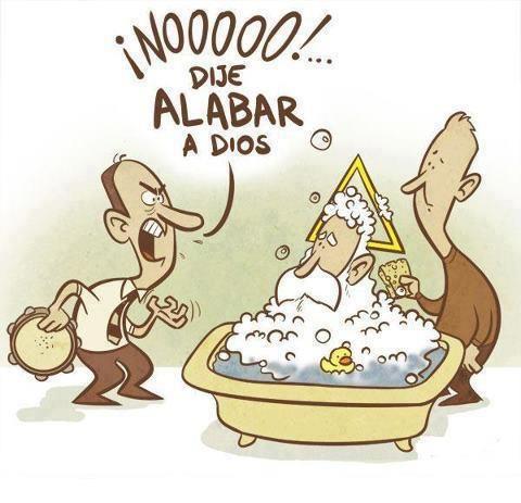 Lavar No, Es Alabar #LaImagenDelDia