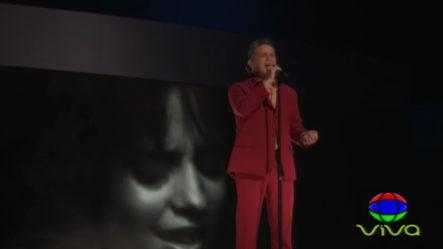 Presentación De Alejandro Sanz Y Camila Cabello En Latin Grammys