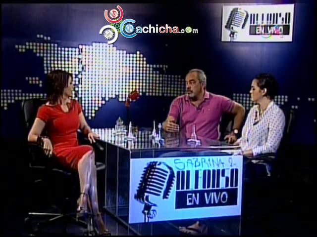 Conversando Con Vivian Fatule En Alfonso En Vivo
