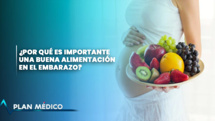 ¿Por Qué Es Importante Una Buena Alimentación En El Embarazo? | Plan Médico