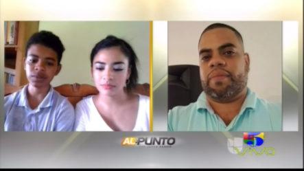Entrevista A Familiares Del Periodista Ultimado En Nicaragua Cuando Transmitía Por Facebook Live