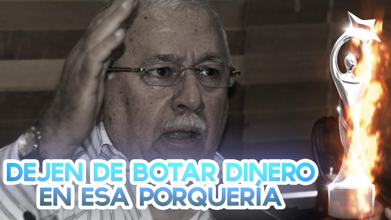 """Alvarito Arvelo: Le Manda Fuego A Los Soberano """"Dejen De Invertir Dinero En Esa Porquería"""""""