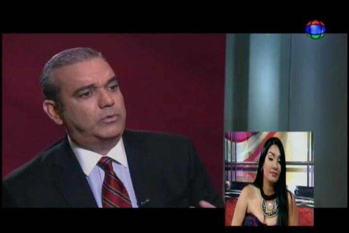 Anabell Alberto Analiza La Reveladora Entrevista De Luis Abinader Con Jorge Ramos