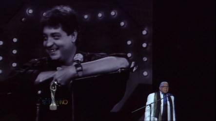 Homenaje A Anthony Rios En Premios Soberano 2019 Con Danny Rivera
