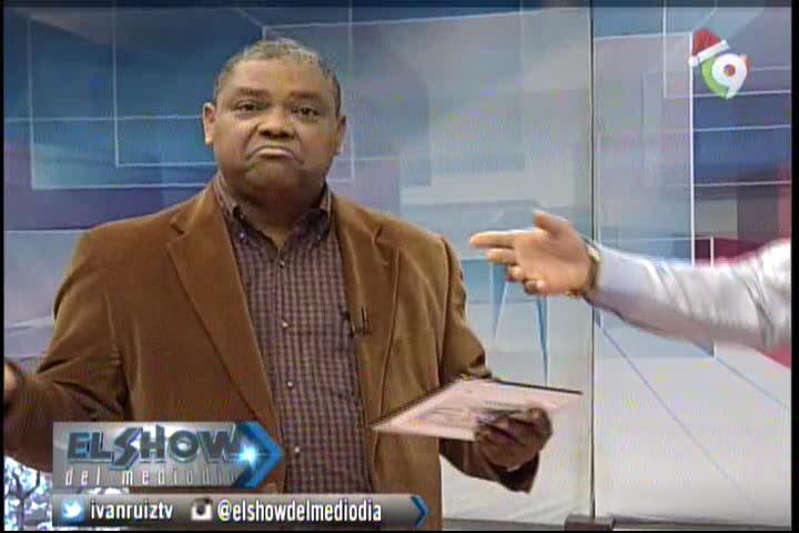 Aridio Castillo Le Manda Fuego A Saymon Díaz #Video