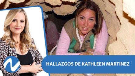 Más Hallazgos De Kathleen Martinez En Egipto