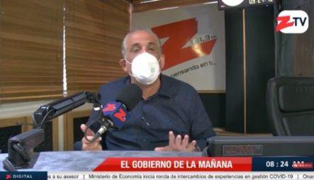 Najib Chahede Le Prende Fuego Al Sistema Educativo Dominicano