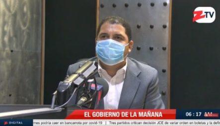 Danilo Medina Tiene Que Darse A Respetar Y Extender Estado De Emergencia, Asegura Carlos Fernández