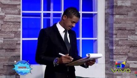 El Candidato Presidencial En Casa (Comedia)