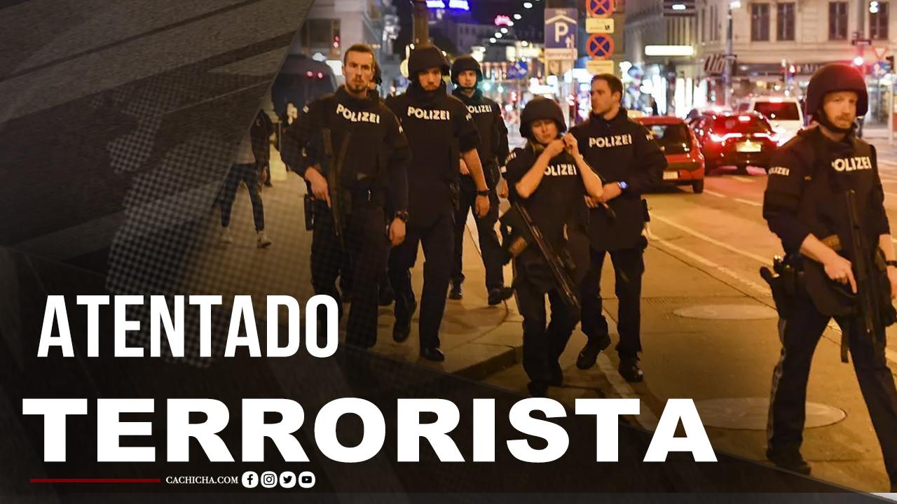 Atentado Terrorista En Viena