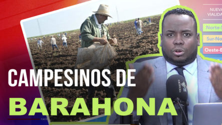 Problema En Barahona (Tamayo) Con Los Campesinos Y Consorcios Azucareros Central