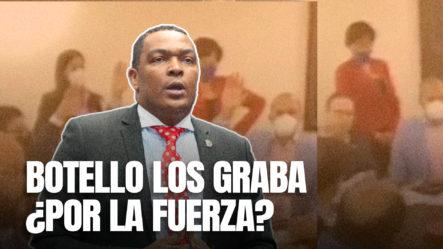 (Video) Pedro Botello Graba Reunión De Legisladores Y Empieza Un Pleito