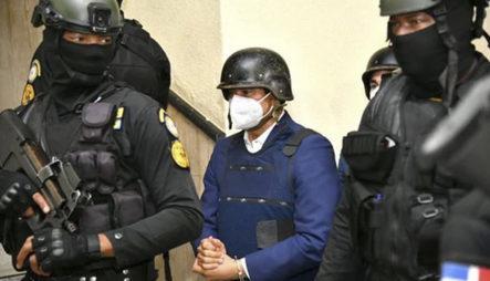 """Adán Cáceres Se Declara Totalmente Inocente Y Denuncia Le Tratan Como """"criminal De Alta Peligrosidad O Un Terrorista"""""""