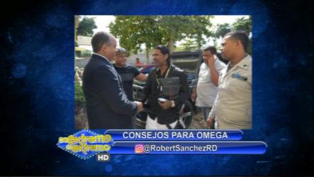 Robert Sánchez: Omega Asistió A Su Primera Terapia