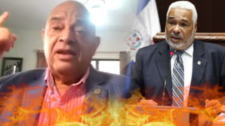 Diputado Juan Compres Le Manda Fuego A Presidente De La Cámarade Diputados