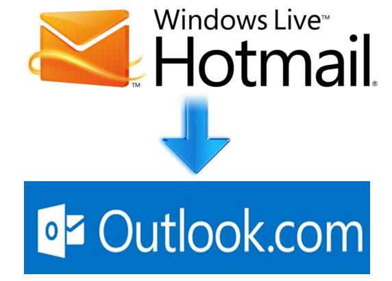 Microsoft inicia transferencia de cuentas de sus clientes Hotmail hacia Outlook