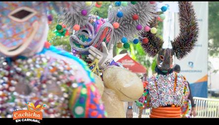 Disfruta Del Cierre De Carnaval Santiago 2020 En La Ruta De Cachicha