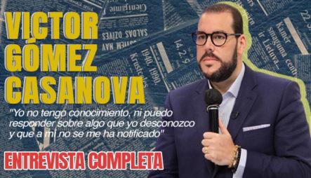 Victor Gómez Casanova Queda Sin Aire En Medio De Entrevista Realizada En El Despertador