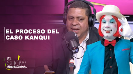 Fiscal De Santiago Ofrece Másdetalles Sobres El Caso Kanqui