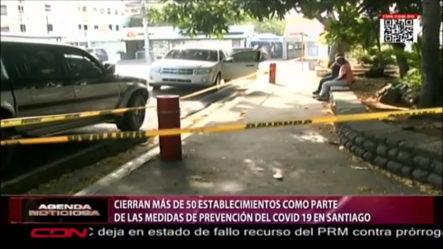 Fiscalía De Santiago La PN Han Cerrado Más De 50 Establecimientos Por Ventas De Bebidas Alcohólicas