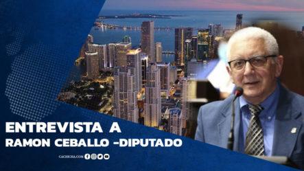 Diputado Ramon Ceballos Entrevista !!!